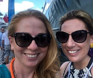 SCS Yachting Staff at The Fort Lauderdale Boat Show 2019