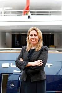 Carolina Villa SCS Yachting CEO