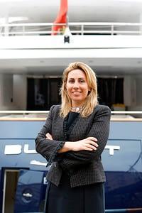 Carolina Villa SCS Yachting CEO