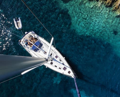 Nautical leasing by SCS Yachting