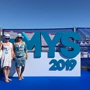 SCS Yachting at Monaco Yacht Show 2019